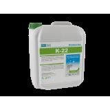 K-22 Щелочное отбеливающее низкопенное средство с дезинфицирующим эффектом (концентрат, 1:50). Для мойки, отбеливания и дезинфекции посуды.