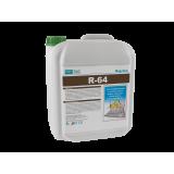 R-64 Щелочное  средство с высоким пенообразованием для предварительной и основной чистки ковров, ковролина, мягкой мебели, салона автомобиля.