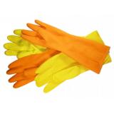 Перчатки резиновые латексные, пара